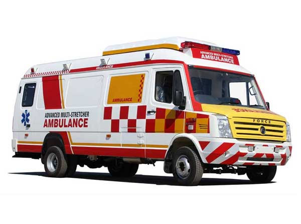 ambulance-services offered by 7 orange hospital