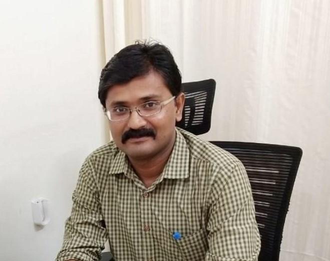 General Surgeon Dr. Suhash Patil